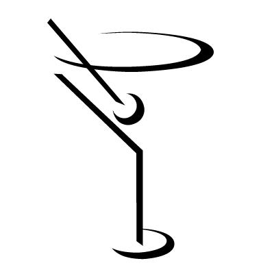Whit clipart martini glass Glass Martini pink Martini Collection