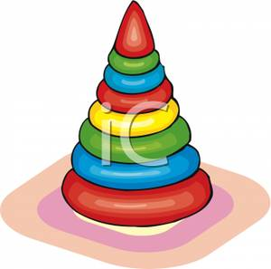 Ring clipart plastic Stacking Royalty Ring Picture Clipart