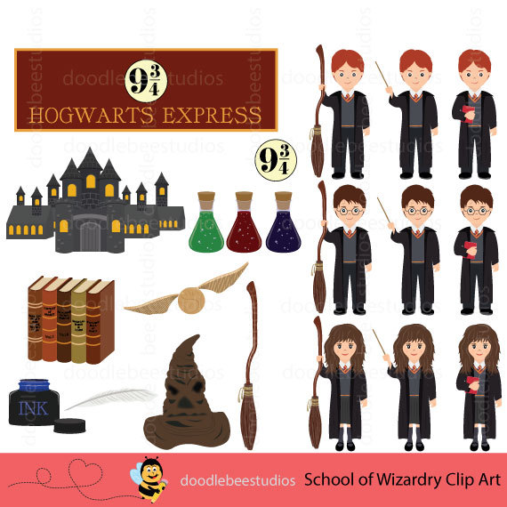 Ring clipart quidditch Hogwarts Clipart Clipart Wizardry Wizardry