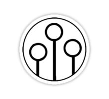 Ring clipart quidditch Redbubble Goals