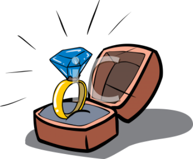 Diamond clipart ring box Free Png Clipart wedding%20ring%20clipart%20png Images
