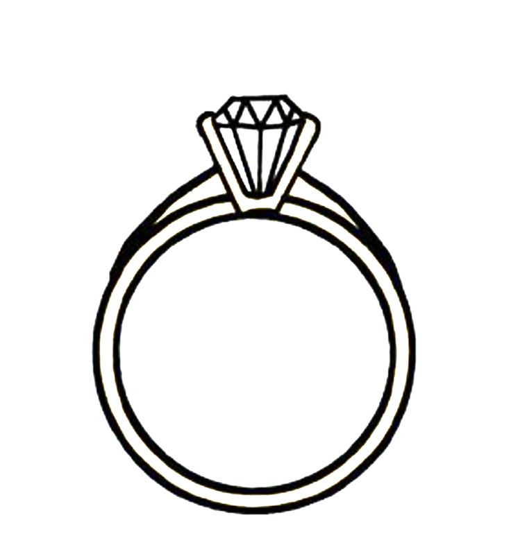 Ring clipart ring ceremony #1