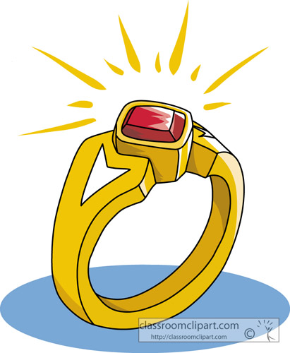 Ring clipart ruby ring Art Clipart 54 Ring ring