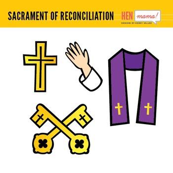 Ring clipart sacrament  Art of Reconciliation/Confession Clip