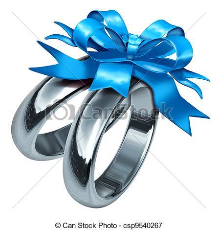 Wedding clipart blue A a Blue Blue Wedding