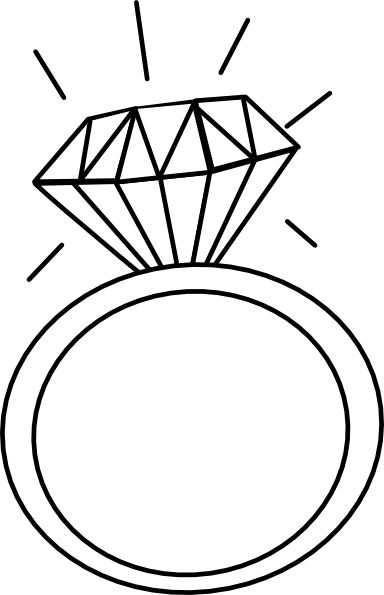 Ring clipart tiffany engagement ring Clip Art Engagement 2 Best