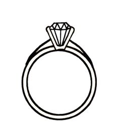 Ring clipart tiffany engagement ring Clip art pictures 9 Wedding