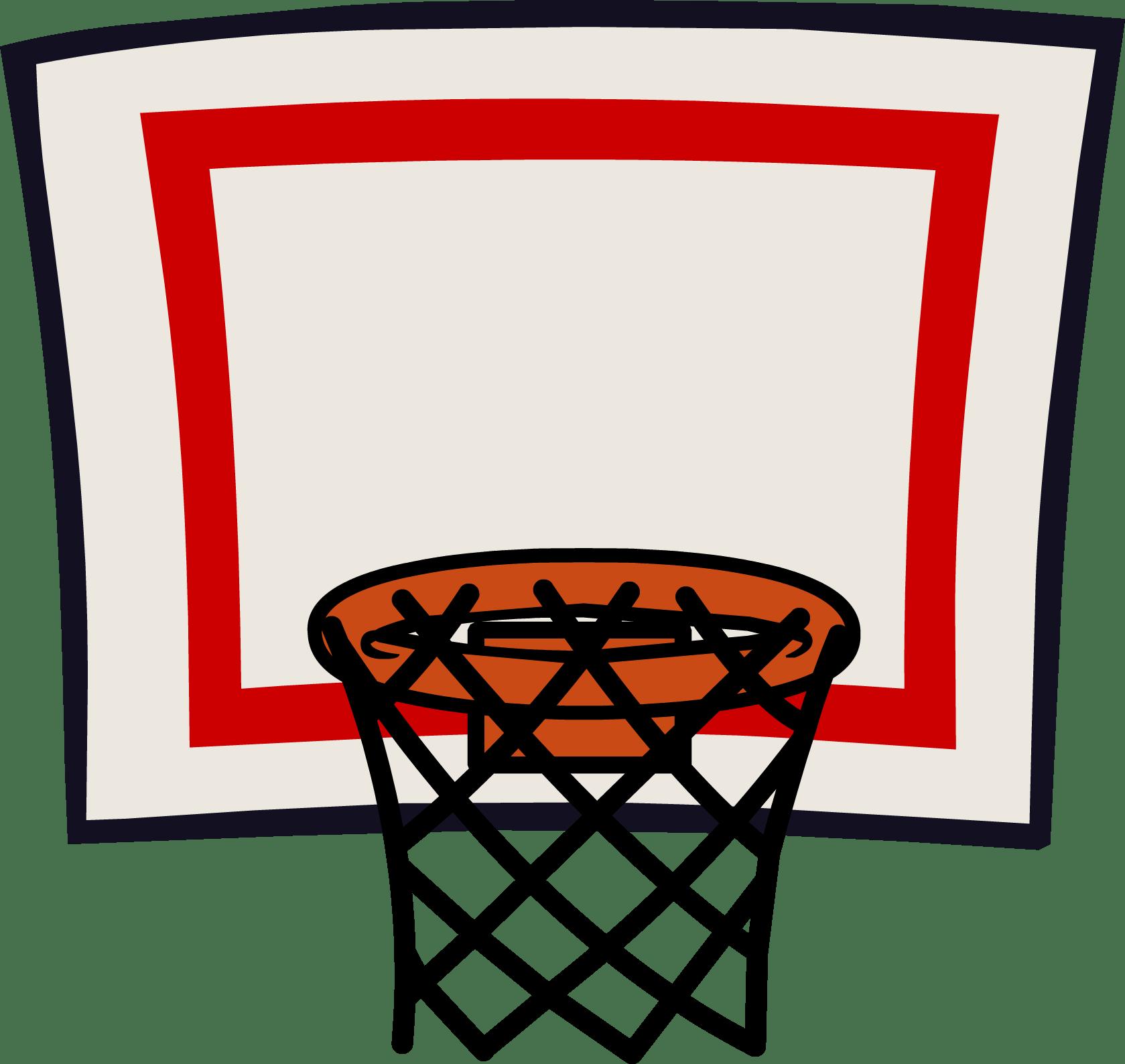 Basket clipart basketball hoop Basketball ring art Basketball Free