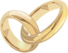 Ring clipart wedding decoration  Free clipart Rings 2