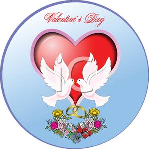 Red Flower clipart marriage flower #15