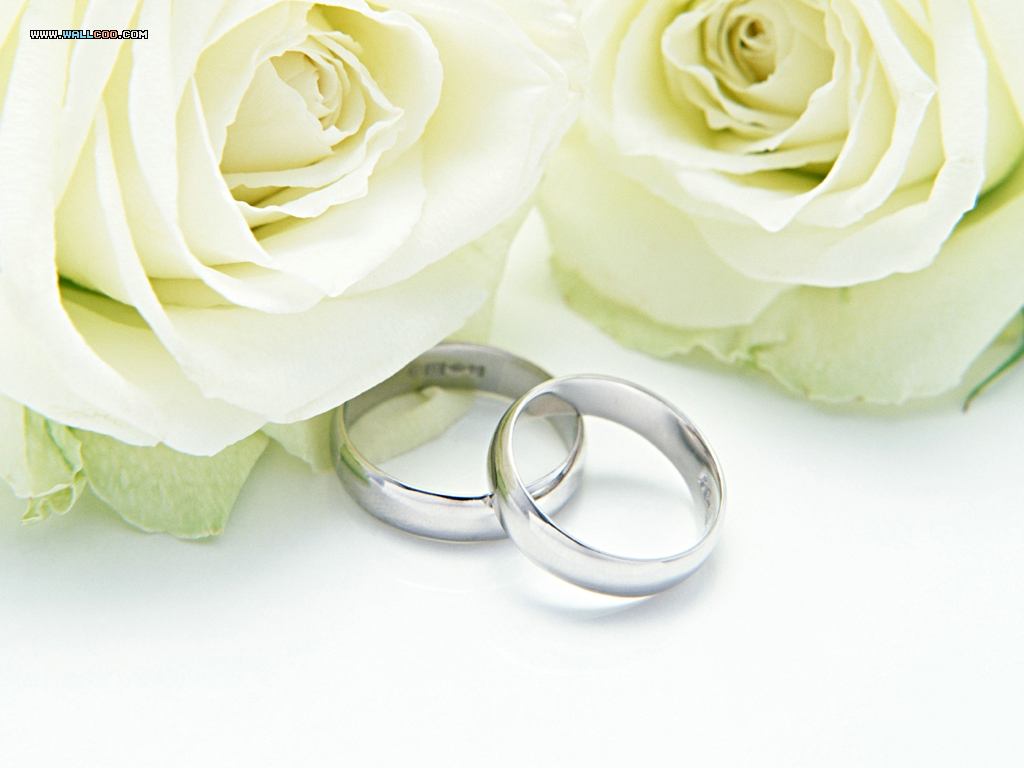 Ring clipart wedding flower #14