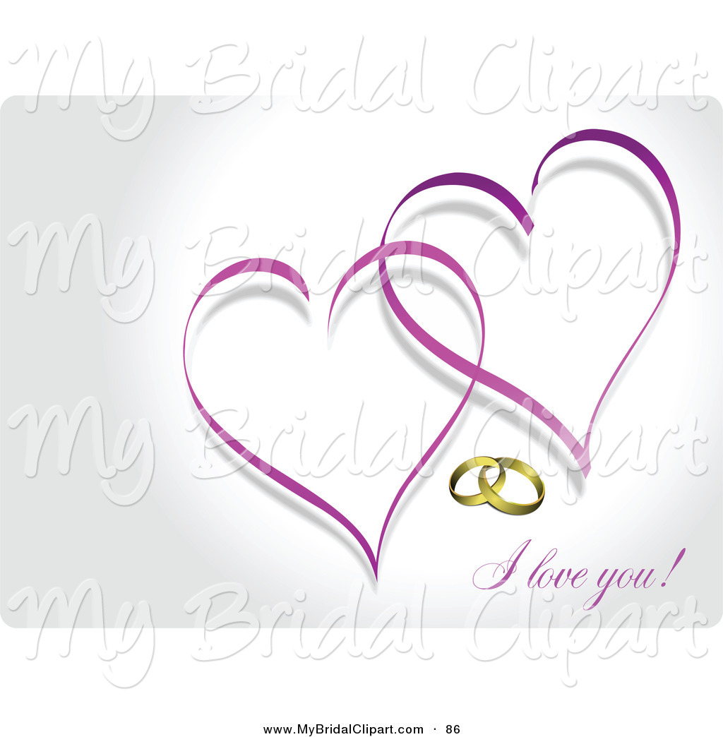 Silver clipart interlocking ring Clip for Wedding Free Clipart