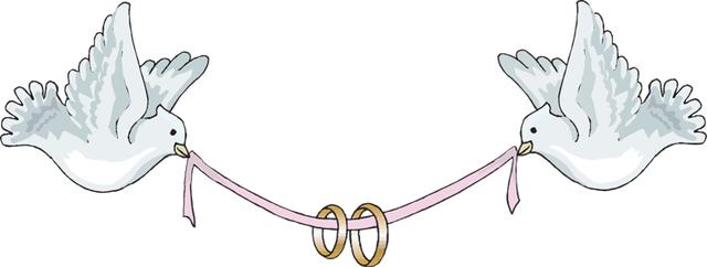 Decoration clipart wedding ring Clip clipart Wedding Ring rings