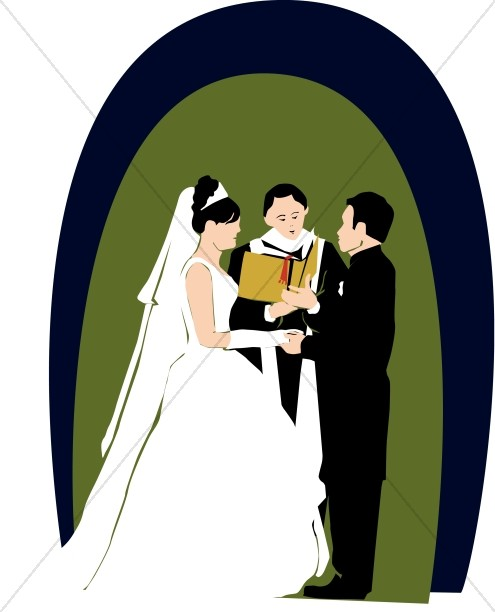 Ring clipart wedding vows #7