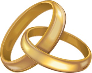 Ring clipart wedding vows #9