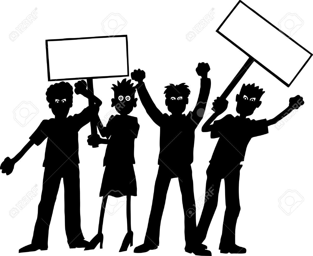 Riot clipart protest 100 Clipart Clipart Protest Clipart