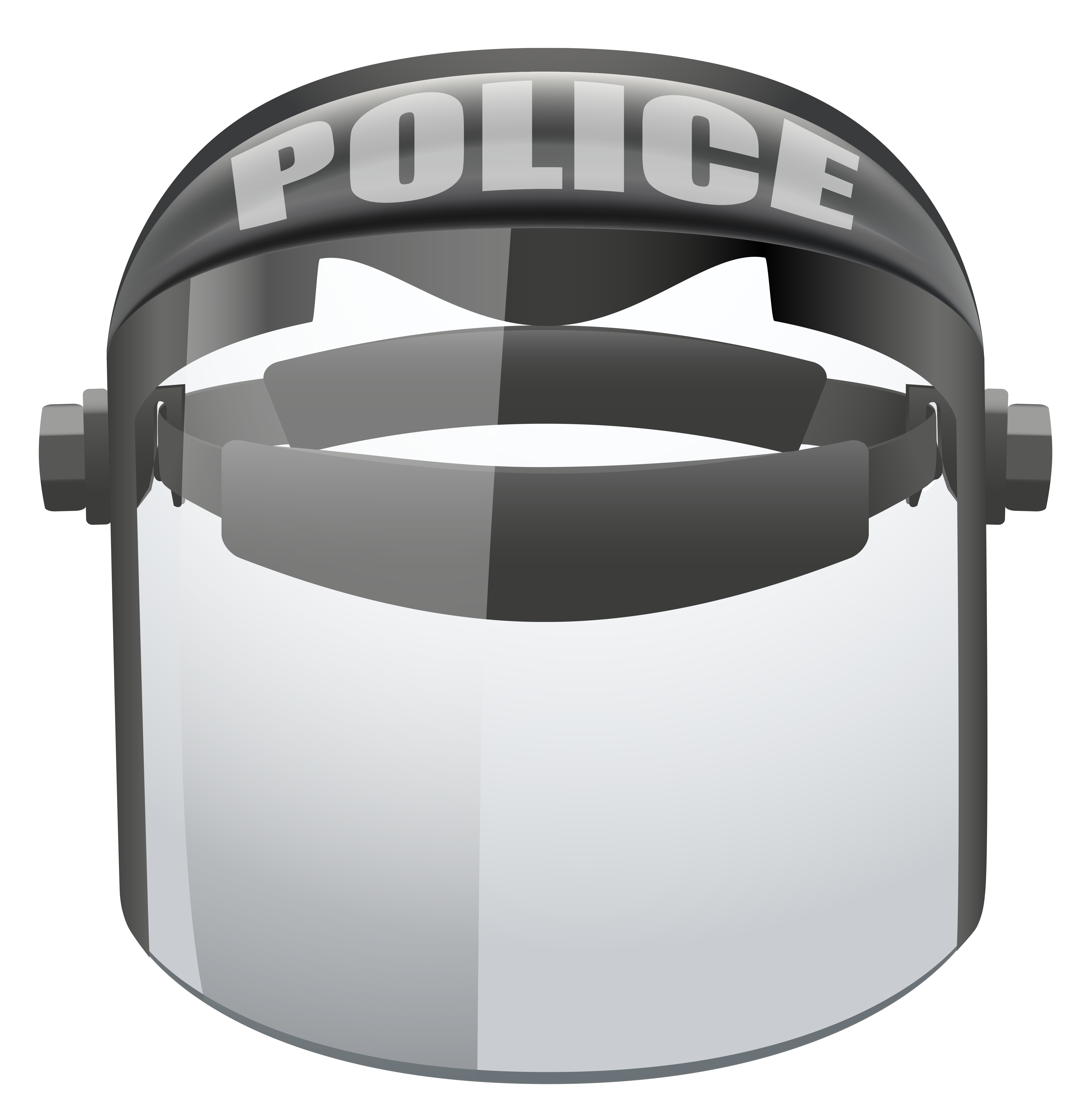 Riot clipart riot police Size Helmet Riot full Police
