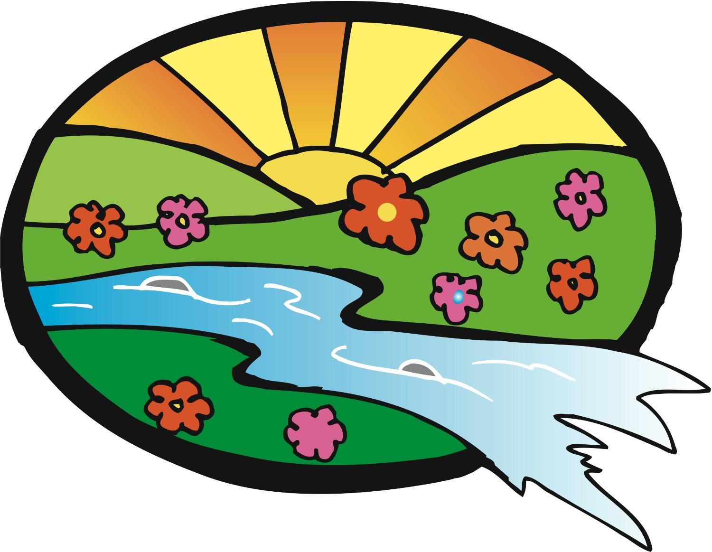 River clipart Art Art Clip Clip River