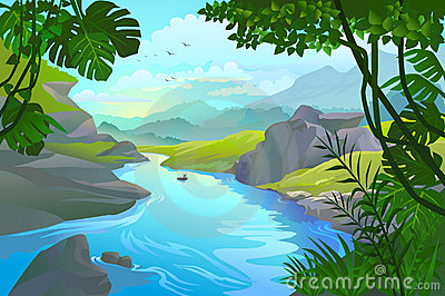Moving clipart river Images Panda river%20clipart Clipart Clipart