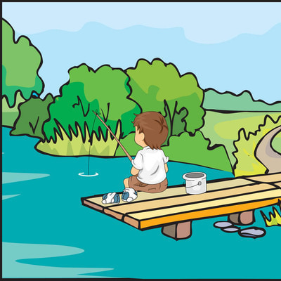 River clipart clean river #3