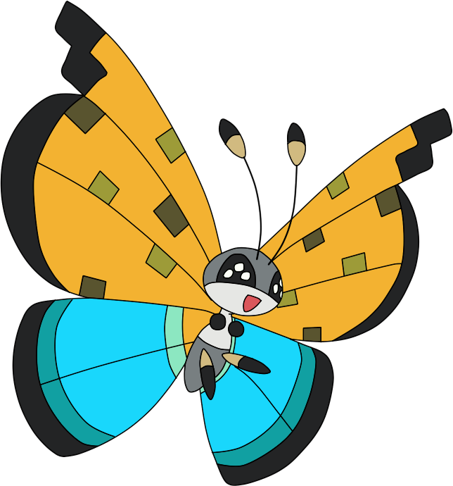 River clipart rpg Shiny River River com Vivillon