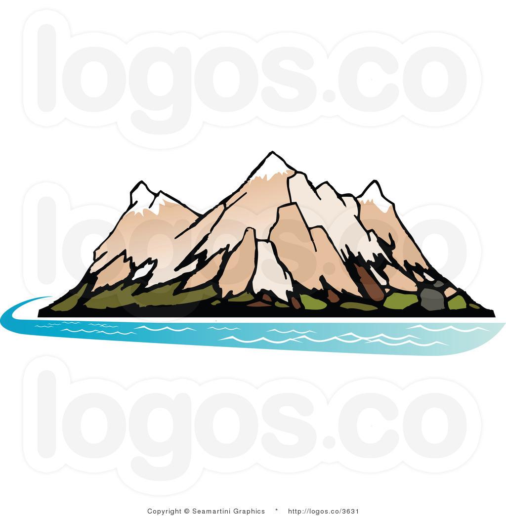 River Landscape clipart mountain sea #5