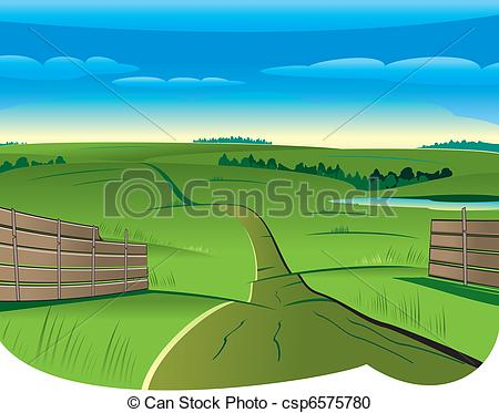 Road clipart country road #13