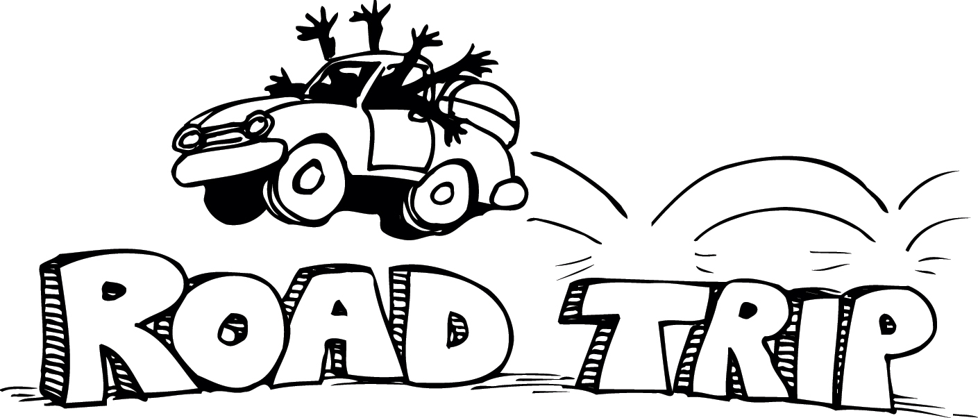 Road clipart family road trip #9