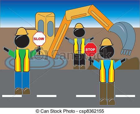 Road clipart road construction Road Construction Road of