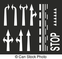 Asphalt clipart road marking  Road marking marking marking
