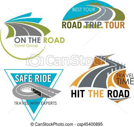 Road clipart tour #5