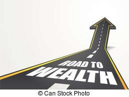 Road clipart wealth #2