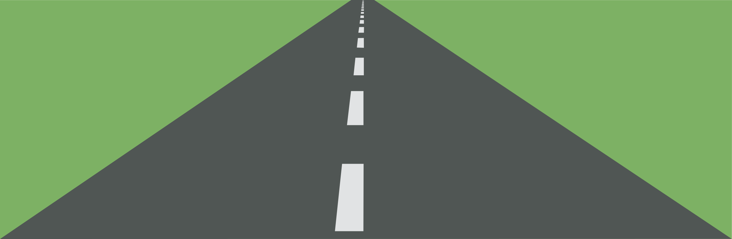 Road clipart horizontal road #10
