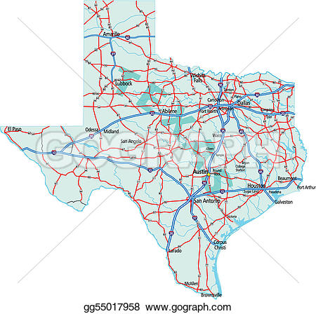 Roadway clipart road map S EPS road and map