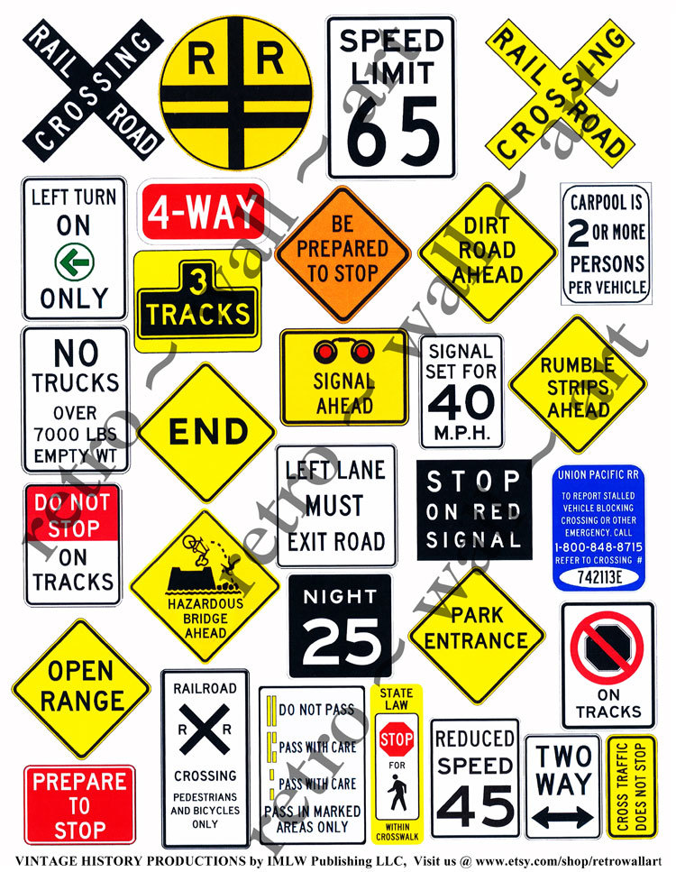 Highway clipart roadway STICKERS Travel ClipArt Roadway Journal