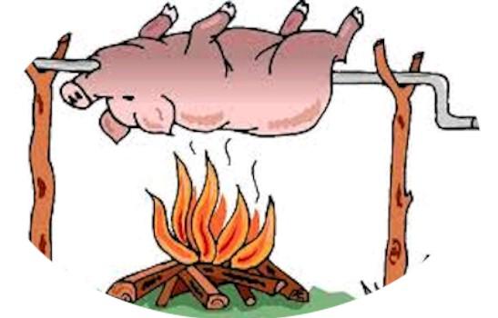 Roast clipart Roast Clipart  Hog