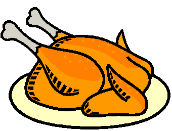 Roast clipart main course Chicken Clip clipart clip Main
