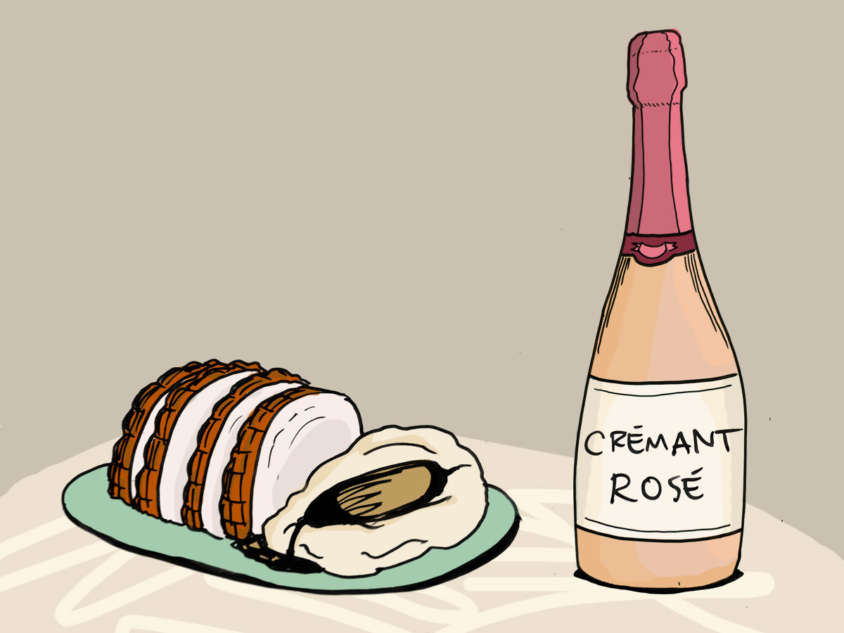 Roast clipart main course Purée to main and with
