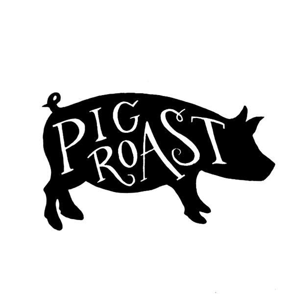 Roast clipart pig bbq Annual roasting — Father's Roast