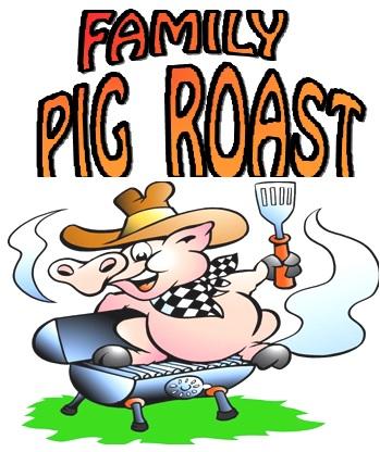 Roast clipart pig bbq ROAST roast 411 & 411Dunellen