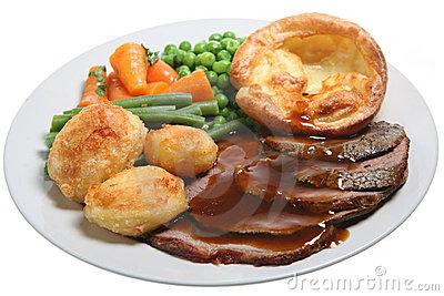Roast clipart roast beef #5