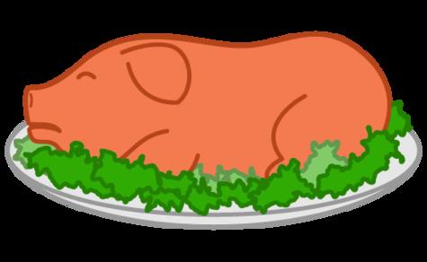 Roast clipart roast pork #3