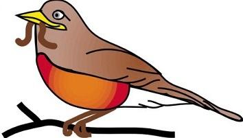 Robin clipart Robin on Free Clipart Robin