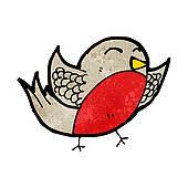 Robin clipart cute #5