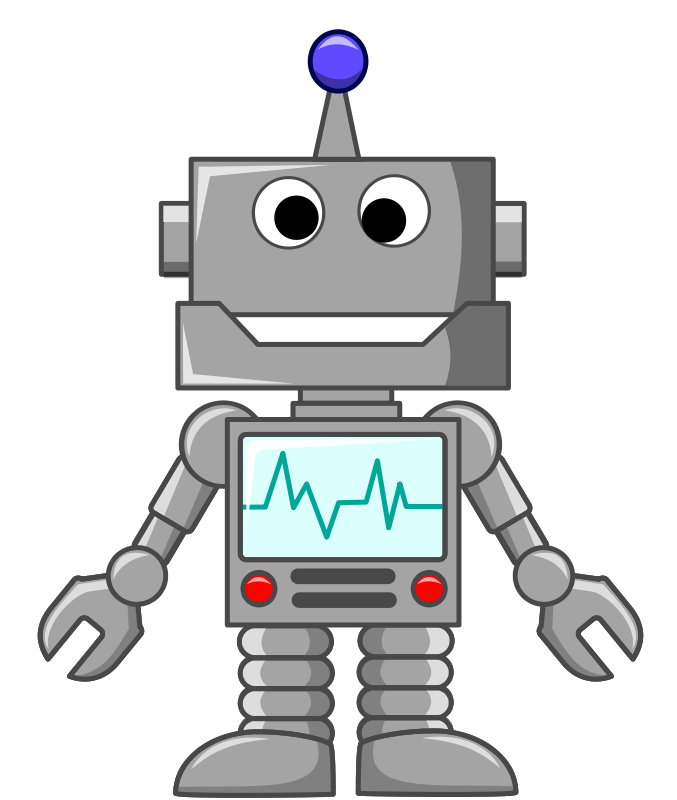 Toy clipart toy robot #2