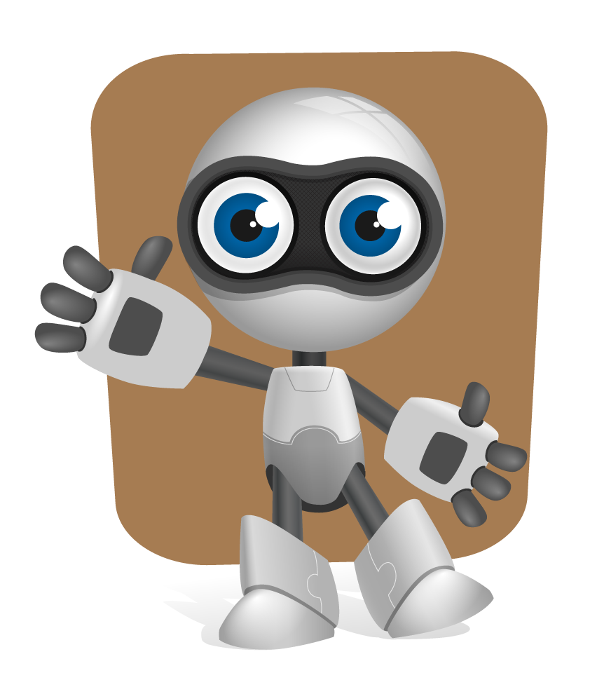 Robot clipart tired Friendly storybook your Spruce projects