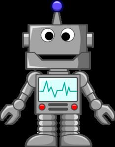 Robot clipart Panda Clipart Free Clipart Robot