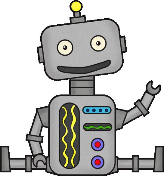 Robot clipart Robot art clipart image clipart