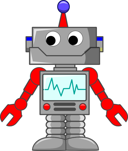 Robot clipart Robot Clipart clipart Cliparting clipart