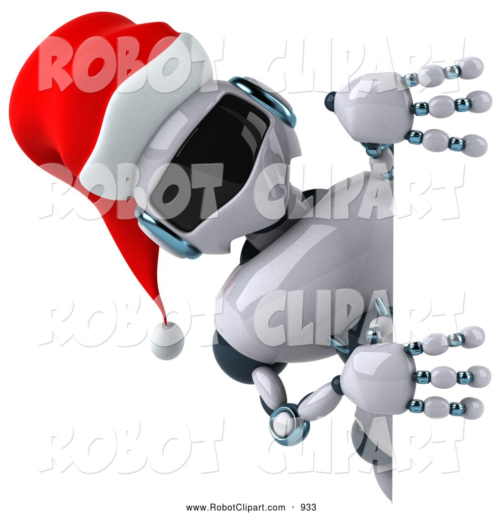 Robot clipart christmas Christmas Stock Designs Royalty Free